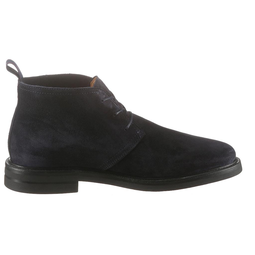 Gant Footwear Schnürstiefelette »Fargo«, mit wertiger Lederinnenausstattung