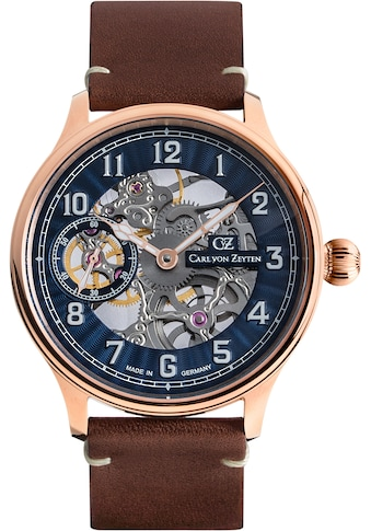 Carl von Zeyten Mechanische Uhr »Lahr, CVZ0021RBL« kaufen