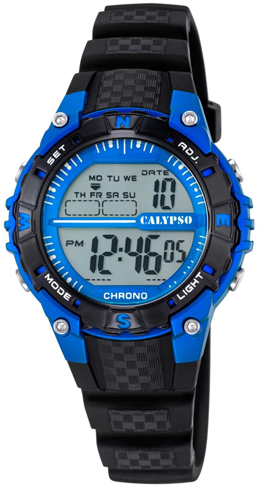 calypso watches -  Chronograph Digital Crush, K5684/5
