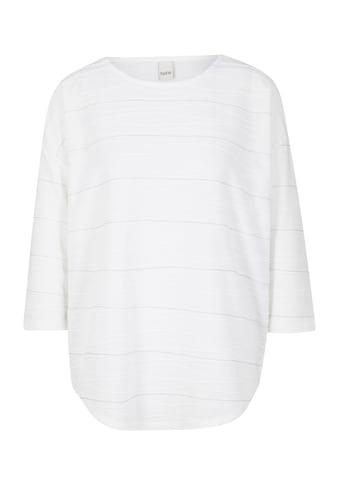 Shirt mit Effektgarn kaufen
