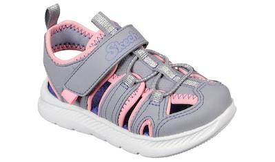 Skechers Kids Sandale »C-FLEX SANDAL 2.0«, mit Klettverschluss und Gummizug kaufen