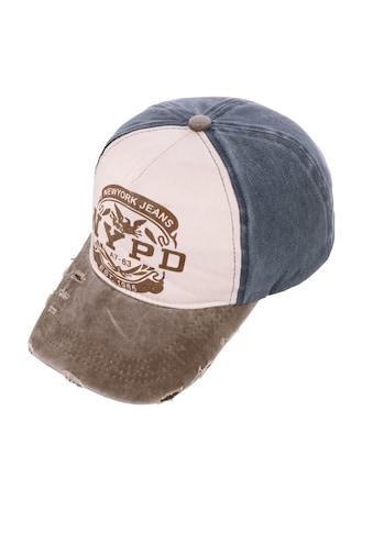 Chaplino Baseball Cap, im Vintage-Look kaufen