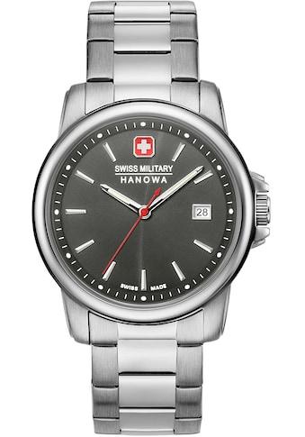 Swiss Military Hanowa Schweizer Uhr »SWISS RECRUIT II, 06-5230.7.04.009« kaufen