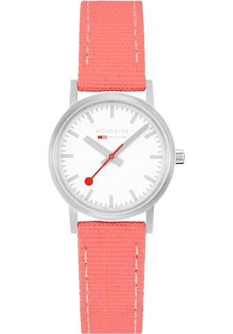 MONDAINE Schweizer Uhr »Classic, A658.30323.17SBP« kaufen