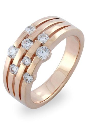 VILMAS Fingerring »Diamond Fever Boom, 4028146491809, 16, 23«, mit Zirkonia kaufen
