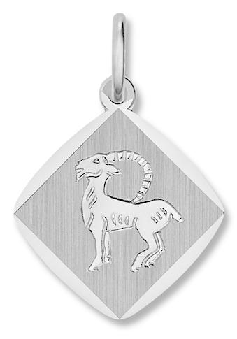 ONE ELEMENT Kettenanhänger »Sternzeichen Anhänger Steinbock aus 925 Silber« kaufen