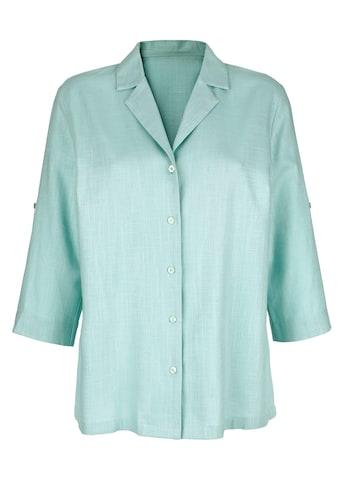 Mona Hemdbluse, in luftiger Leinen- Mischung kaufen