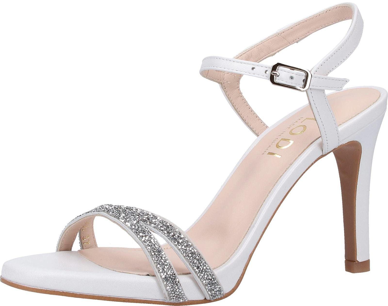 lodi -  High-Heel-Sandalette Leder