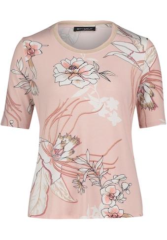 Betty Barclay Rundhalsshirt, mt Blumenprint kaufen