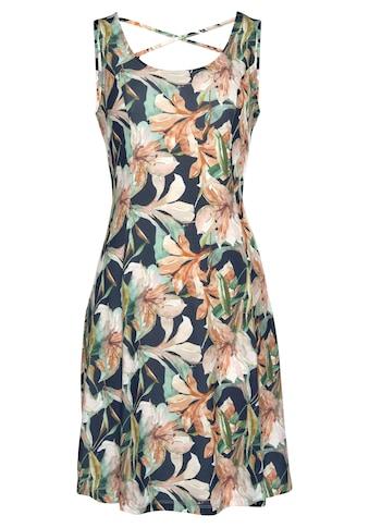 LASCANA Sommerkleid, mit tiefem Rückenausschnitt kaufen