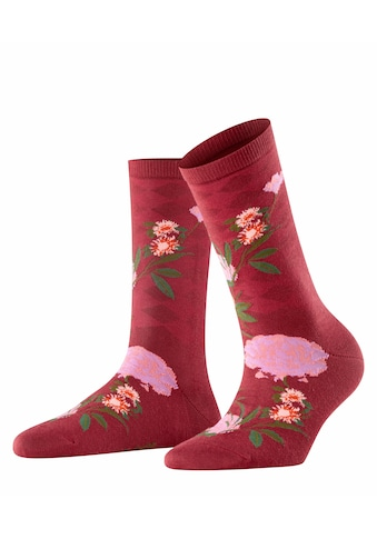 Burlington Socken Country Flower (1 Paar) kaufen