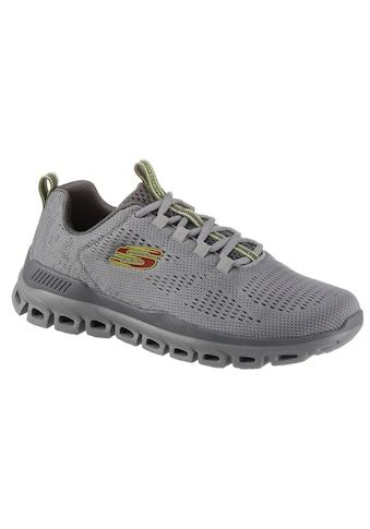 Skechers Sneaker »GLIDE-STEP FASTEN UP«, mit gepolstertem Schaftrand kaufen