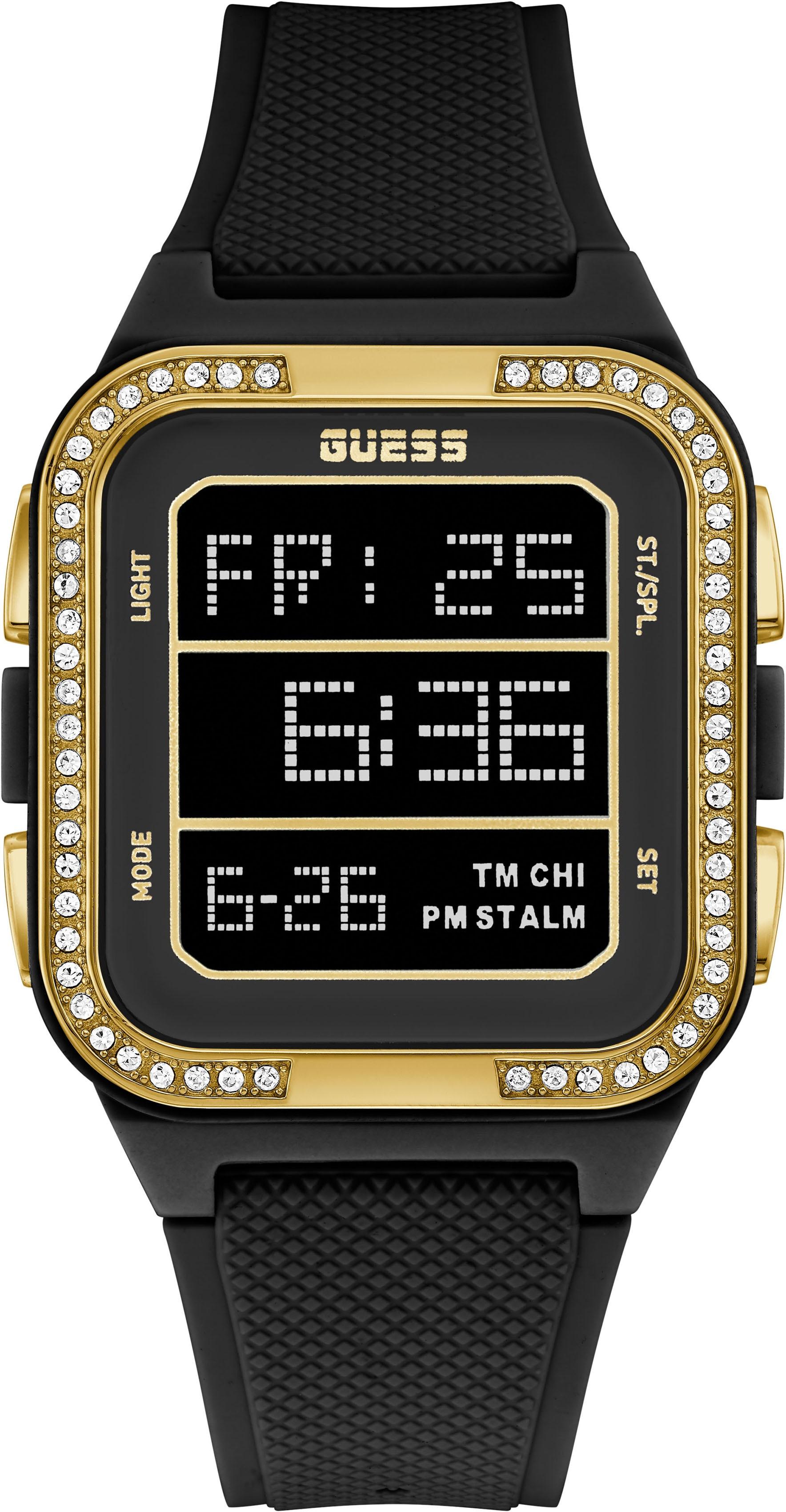 Guess Digitaluhr FLASH, GW0224L2 günstig online kaufen