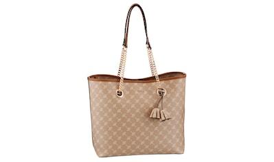 Joop! Shopper »cortina lara shopper lho«, mit herausnehmbarer Innentasche kaufen