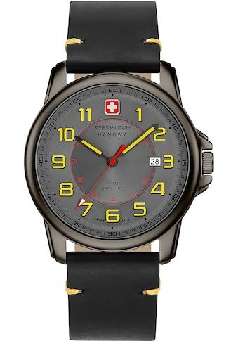 Swiss Military Hanowa Schweizer Uhr »SWISS GRENADIER, 06-4330.30.009« kaufen