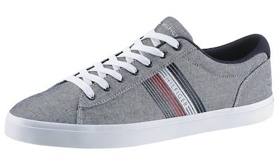 TOMMY HILFIGER Sneaker »ESSENTIAL SEASONAL TEXTILE VULC.« kaufen