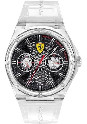 Scuderia Ferrari Multifunktionsuhr »Aspire, 0830789« kaufen