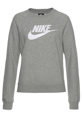 Nike Sportswear Sweatshirt »ESSENTIAL WOMENS FLEECE CREW« kaufen