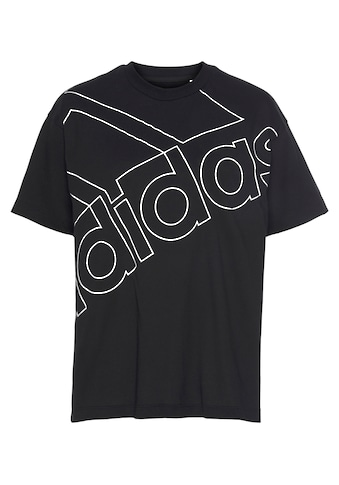 adidas Performance T-Shirt »ESSENTIALS GIANT LOGO T-SHIRT« kaufen