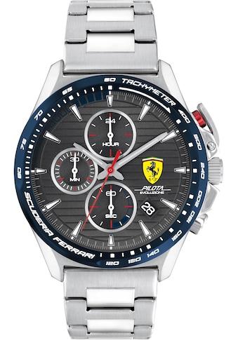 Scuderia Ferrari Chronograph »Pilota Evo, 0830850« kaufen