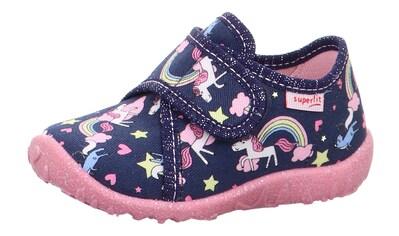Superfit Hausschuh »SPOTTY WMS Schuhweite M III«, mit Fantasy Druck kaufen
