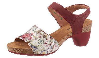 Think! Sandalette »Traudi«, mit schönem Blumenprint kaufen