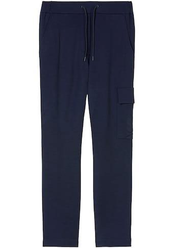 Marc O'Polo DENIM Jogger Pants, mit seitlicher Klappen-Tasche kaufen