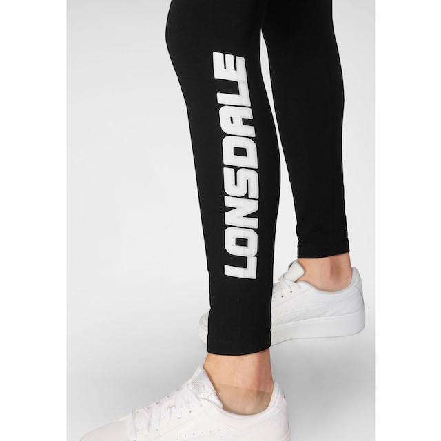 Lonsdale Leggings »TEALBY«
