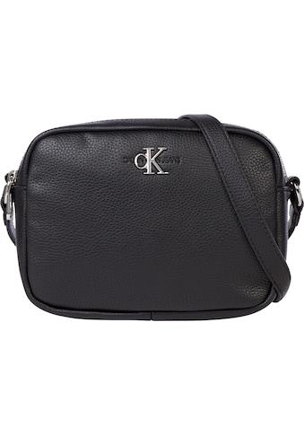Calvin Klein Jeans Umhängetasche »Crossbody Bag«, mit goldfarfarbenen Details kaufen