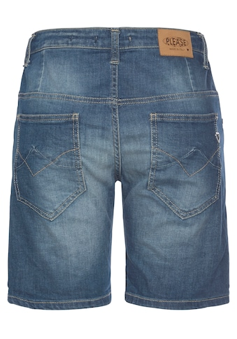 Please Jeans Jeansshorts »D 85B«, im Used-Look kaufen