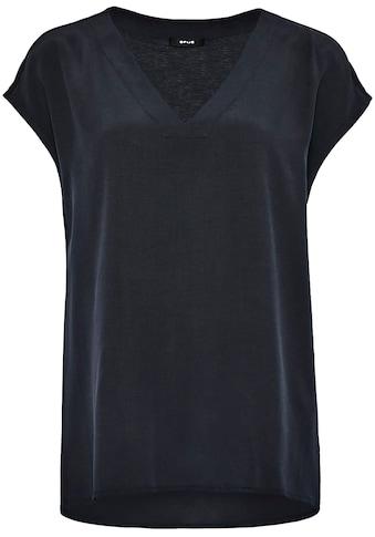 OPUS T-Shirt »Silvia soft«, aus hochwertigem Materialmix kaufen