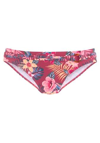s.Oliver Bikini-Hose »Marika«, mit Ziergürtel kaufen