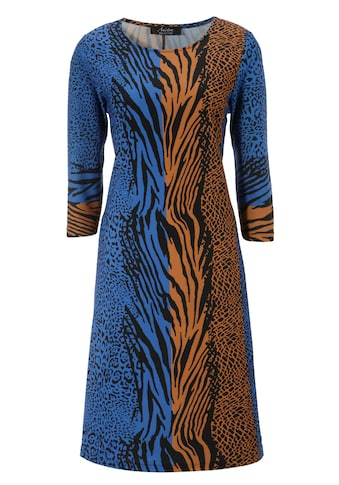 Aniston SELECTED Jerseykleid, im Animal-Print kaufen