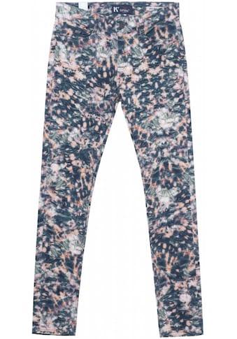 Kaporal Slim-fit-Jeans »LAMIE«, mit buntem Muster kaufen