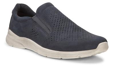 Ecco Slip-On Sneaker »Irving«, zum Schlupfen kaufen
