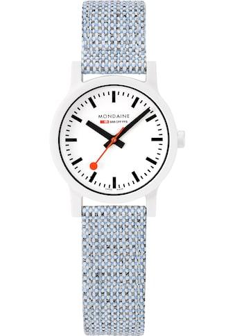 MONDAINE Schweizer Uhr »essence, MS1.32110.LD« kaufen