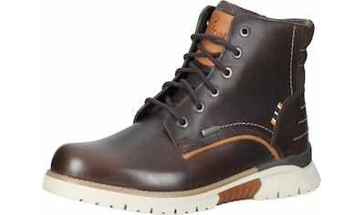 Fretz Men Schnürstiefelette »Leder« kaufen