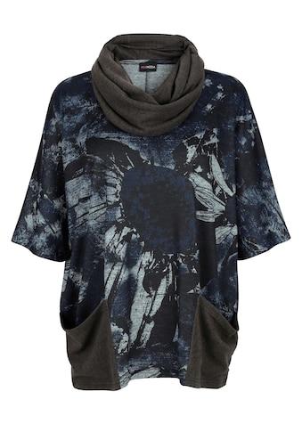 MIAMODA 3/4-Arm-Shirt, mit praktischen Taschen kaufen