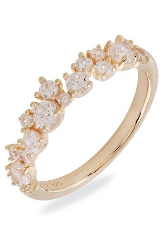 VILMAS Fingerring »Sparkle Row Large, 4028146651227, 10, 03«, mit Zirkonia kaufen