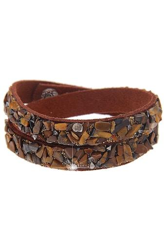 leslii Armband in Wickel - Optik kaufen