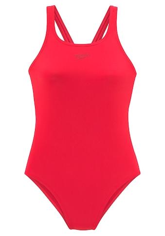 Speedo Badeanzug, in uni kaufen