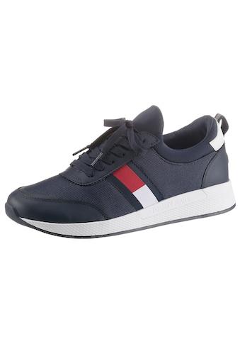 Tommy Jeans Slip-On Sneaker »FLEXI LYCRA TOMMY JEANS RUNNER«, zum Schlupfen kaufen