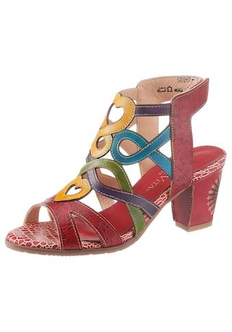 LAURA VITA Sandalette »Hucto« kaufen