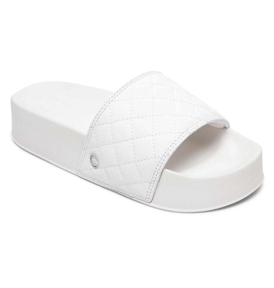 DC Shoes Pantolette DC Slide Platform SE