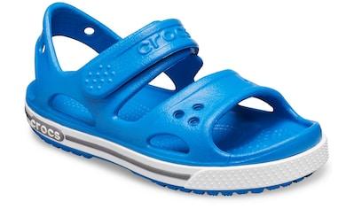 Crocs Badesandale »Crocband 2«, mit Klettverschluss kaufen