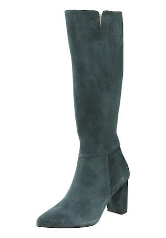 Stiefel aus Veloursleder kaufen