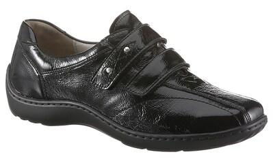 Waldläufer Klettschuh »HENNI«, in Glanzoptik und komfortabler Schuhweite H kaufen