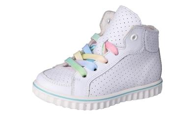 Ricosta Sneaker »Joyce mit Weiten Messsystem: mittel«, mit zusätzlichem Innenreißverschluss kaufen