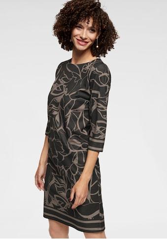 Aniston SELECTED Jerseykleid, im interessanten Allover-Print kaufen