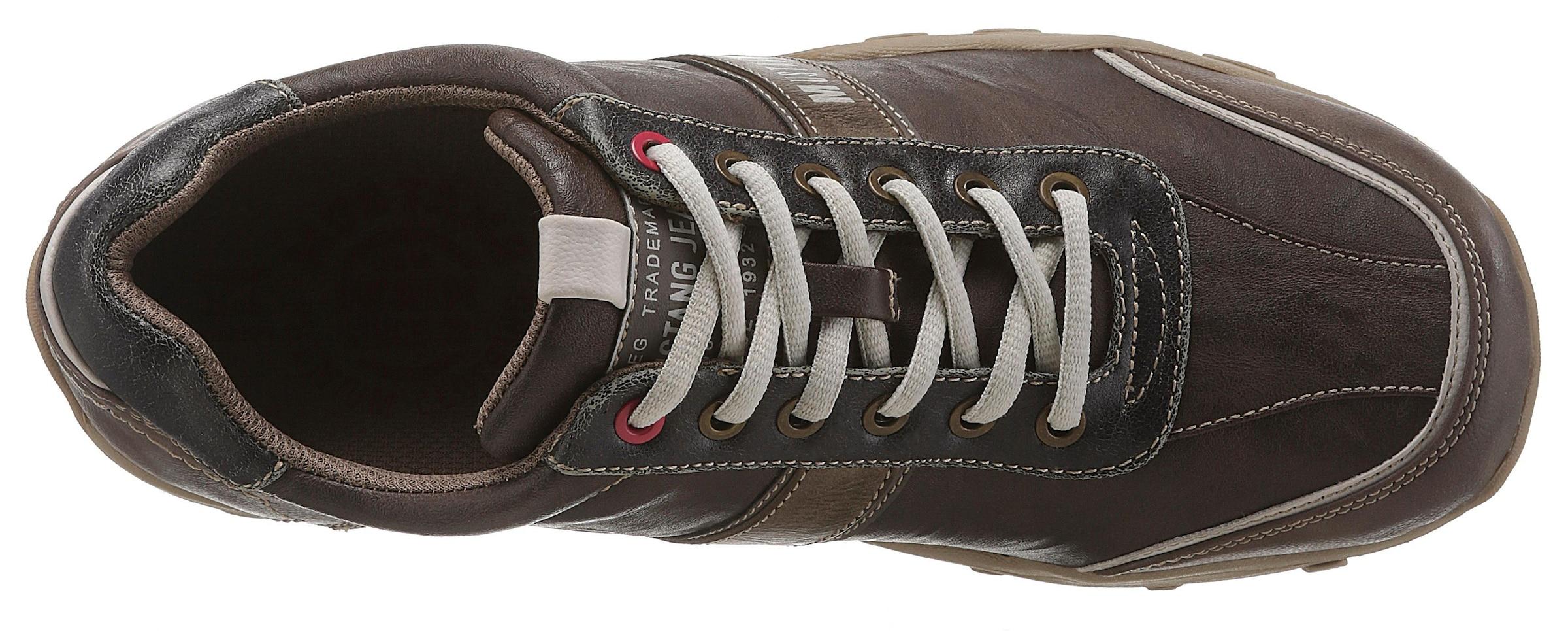 Mustang Shoes Schnürschuh es bestellen | Gutes Preis-Leistungs-Verhältnis, es Schnürschuh lohnt sich,Boutique1847 60b1dc